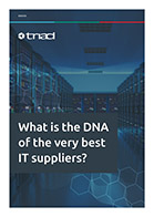 IT Supplier DNA eBook Cover Preview