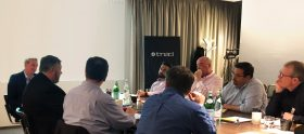 Digital transformation and business strategy roundtable