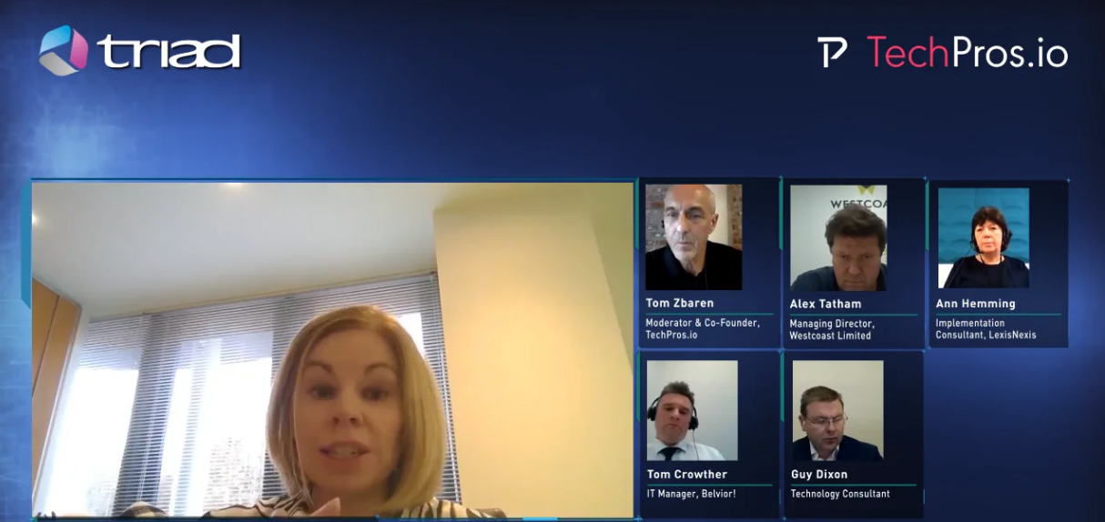 Panellists discuss the impact of Office365